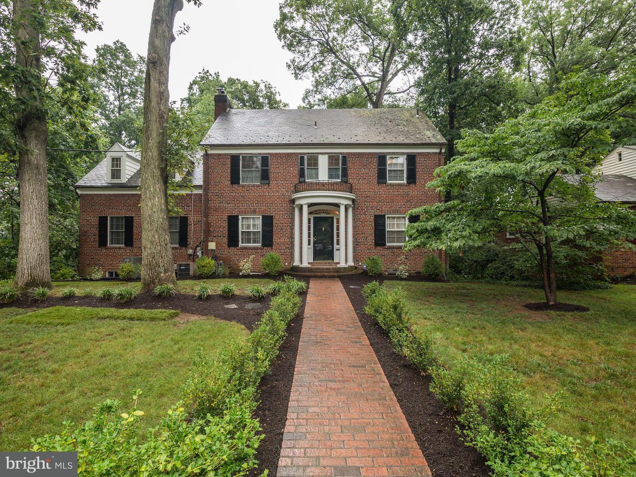 独户住宅 为 销售 在 3909 CALVERTON Drive 3909 CALVERTON Drive Hyattsville, 马里兰州 20782 美国