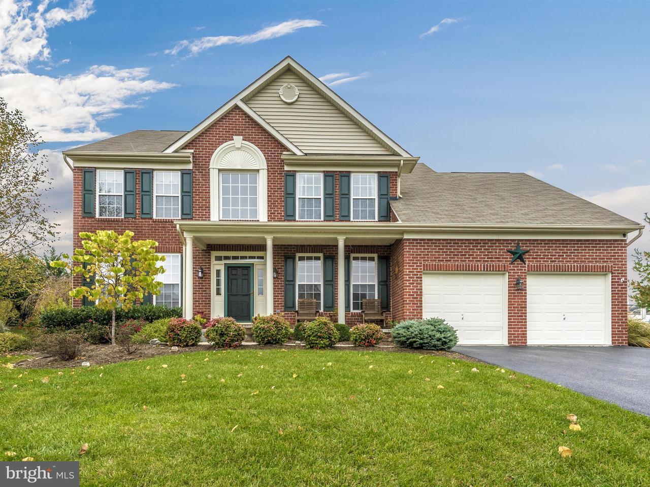独户住宅 为 销售 在 3329 BROCKTON Drive 3329 BROCKTON Drive Jefferson, 马里兰州 21755 美国