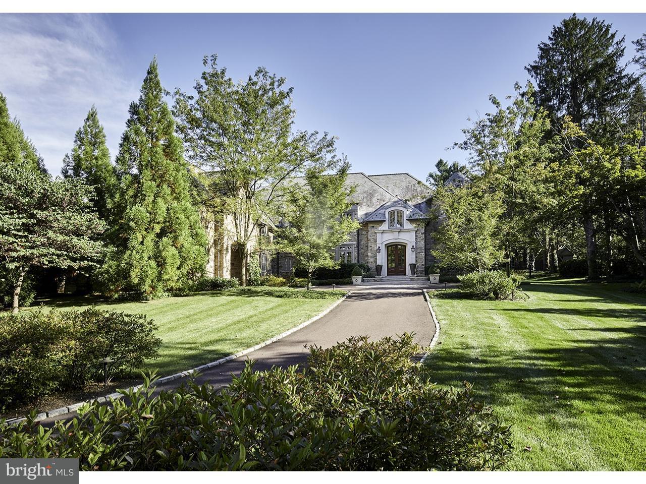 独户住宅 为 销售 在 929 ROCK CREEK Road 布林莫尔, 宾夕法尼亚州 19010 美国