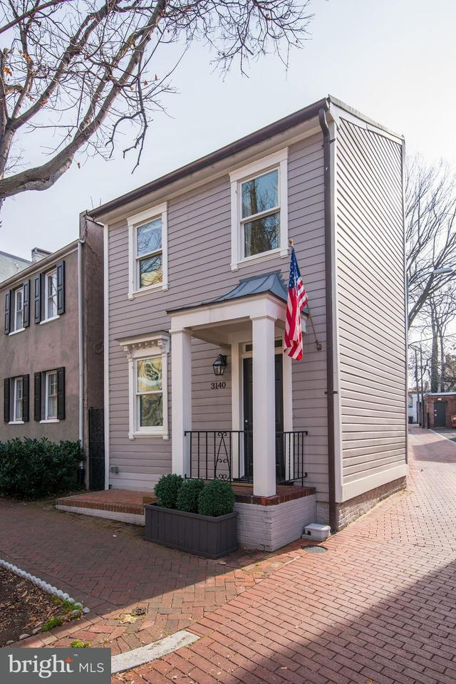 Townhouse for Sale at 3140 Dumbarton St Nw 3140 Dumbarton St Nw Washington, District Of Columbia 20007 United States
