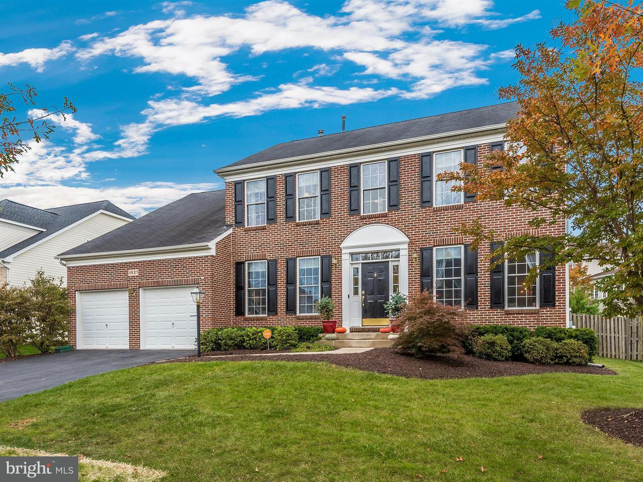 Maison unifamiliale pour l Vente à 1521 STAR STELLA Drive 1521 STAR STELLA Drive Odenton, Maryland 21113 États-Unis