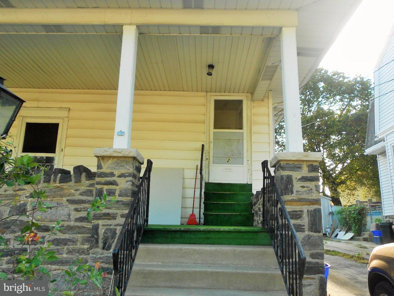 Single Family Home for Rent at 11 CLOVERDALE Avenue Upper Darby, Pennsylvania 19082 United States