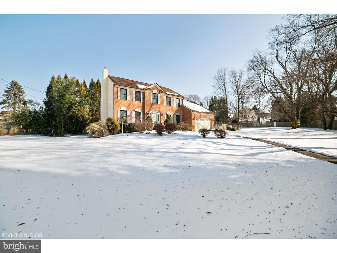 Частный односемейный дом для того Продажа на 1481 BUCK Road Feasterville, Пенсильвания 19053 Соединенные Штаты