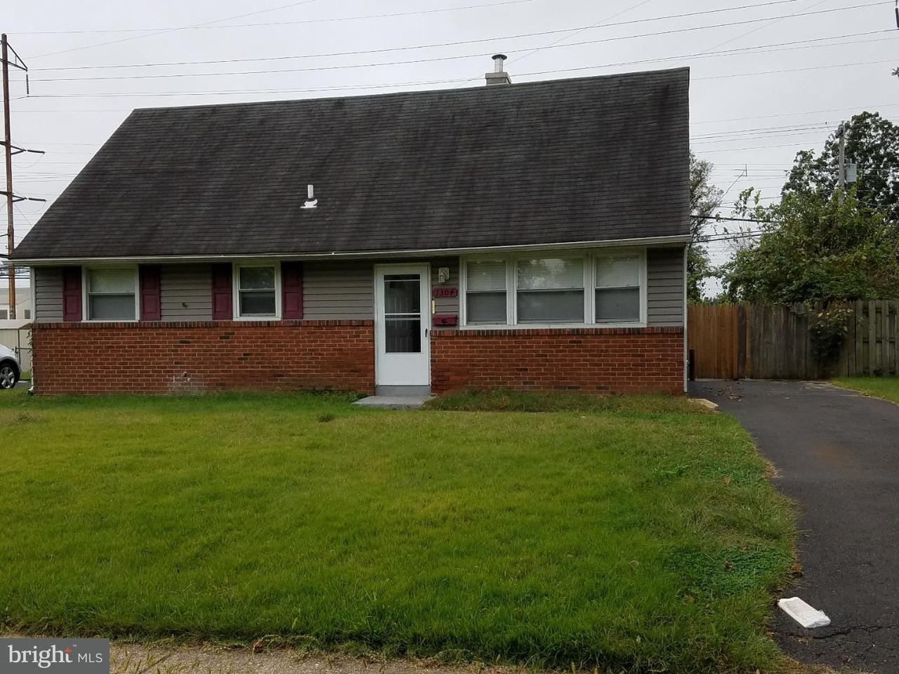 独户住宅 为 出租 在 1304 NANCY Drive Croydon, 宾夕法尼亚州 19021 美国