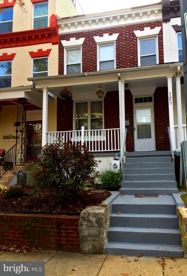 Townhouse for Sale at 129 QUINCY PL NE 129 QUINCY PL NE Washington, District Of Columbia 20002 United States