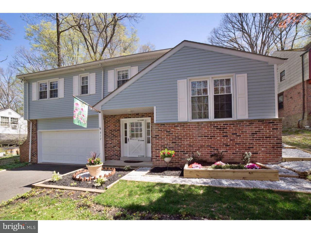 Maison unifamiliale pour l à louer à 617 BRIDLE Road Glenside, Pennsylvanie 19038 États-Unis