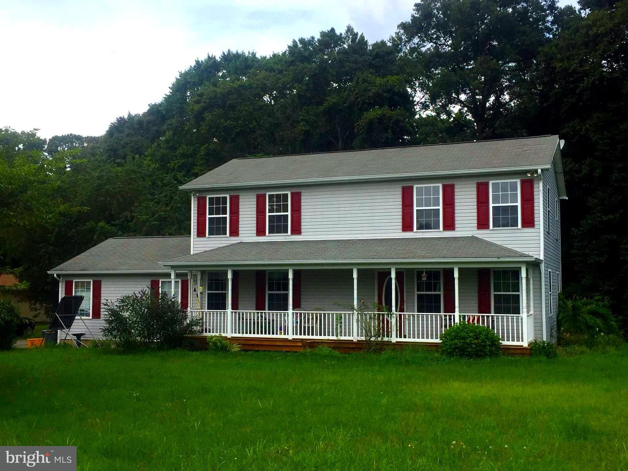 Other Residential for Rent at 1826 Lowery Rd Huntingtown, Maryland 20639 United States
