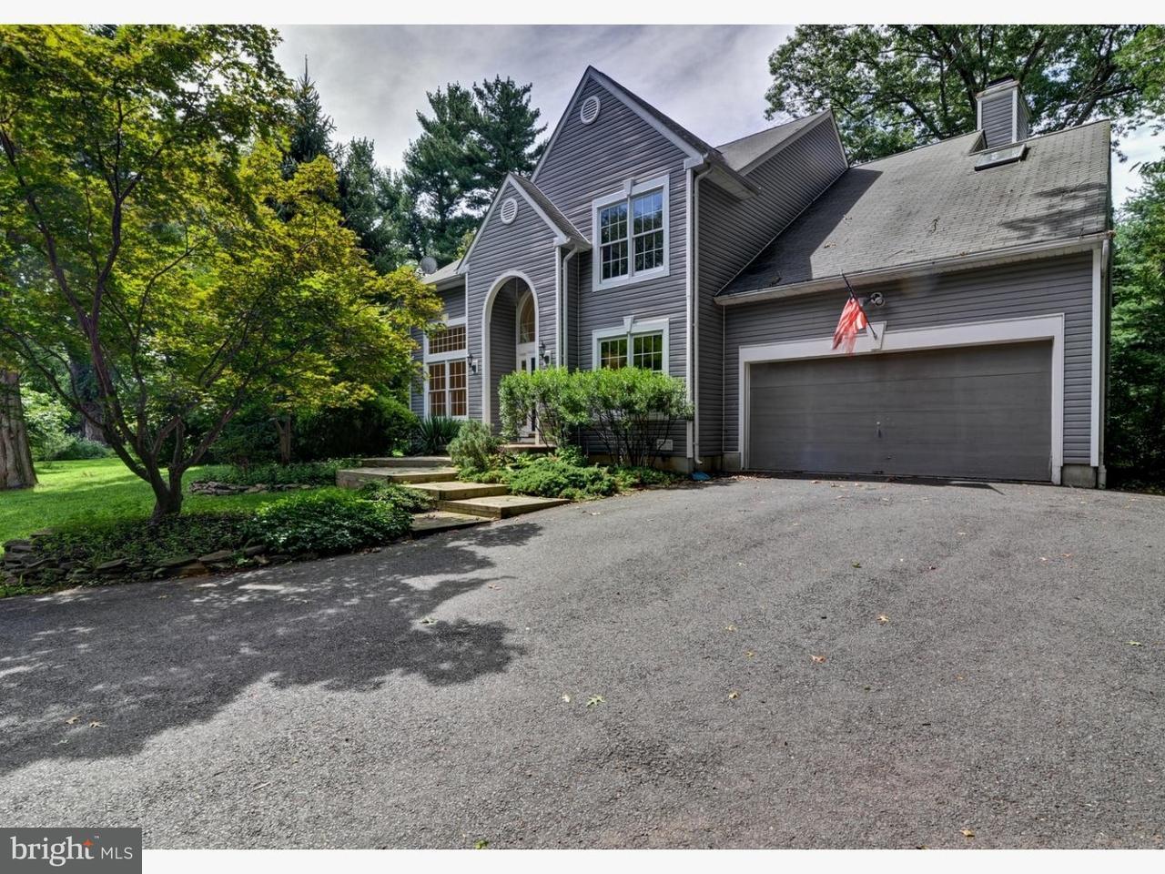 独户住宅 为 出租 在 149 E DELAWARE Avenue 彭宁顿, 新泽西州 08534 美国在/周边: Pennington Borough