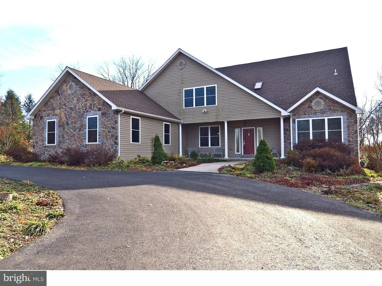 Single Family Home for Sale at 547 SCENIC Drive Bernville, Pennsylvania 19506 United States