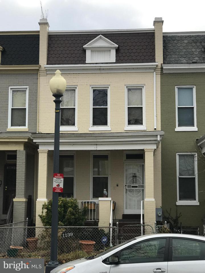 Townhouse for Sale at 1139 MORSE ST NE 1139 MORSE ST NE Washington, District Of Columbia 20002 United States