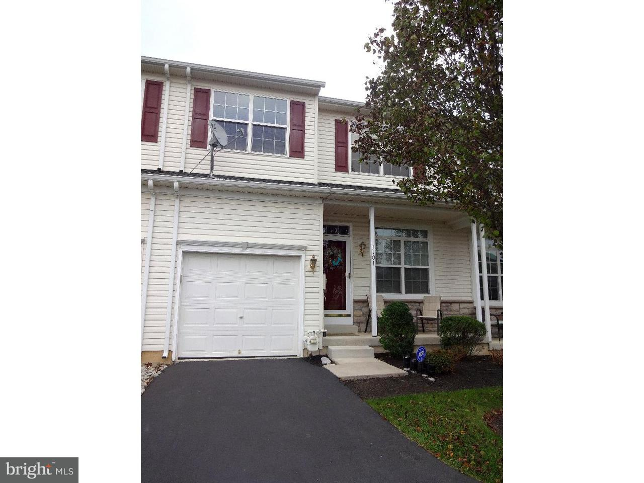 Townhouse for Sale at 1101 KING WAY Breinigsville, Pennsylvania 18031 United States