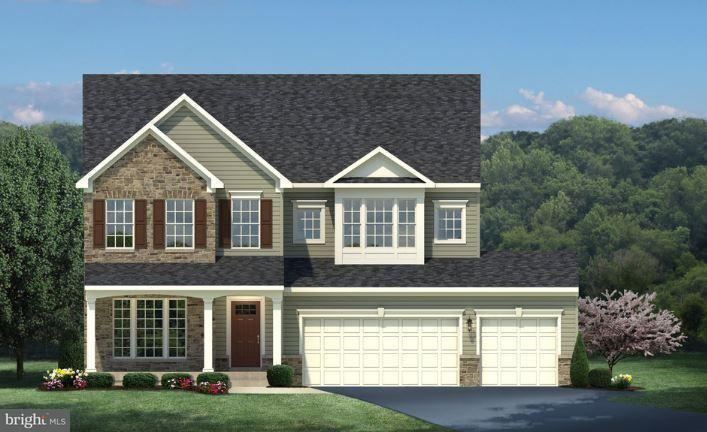 Single Family Home for Sale at 2 HOADLY MANOR Drive 2 HOADLY MANOR Drive Manassas, Virginia 20112 United States