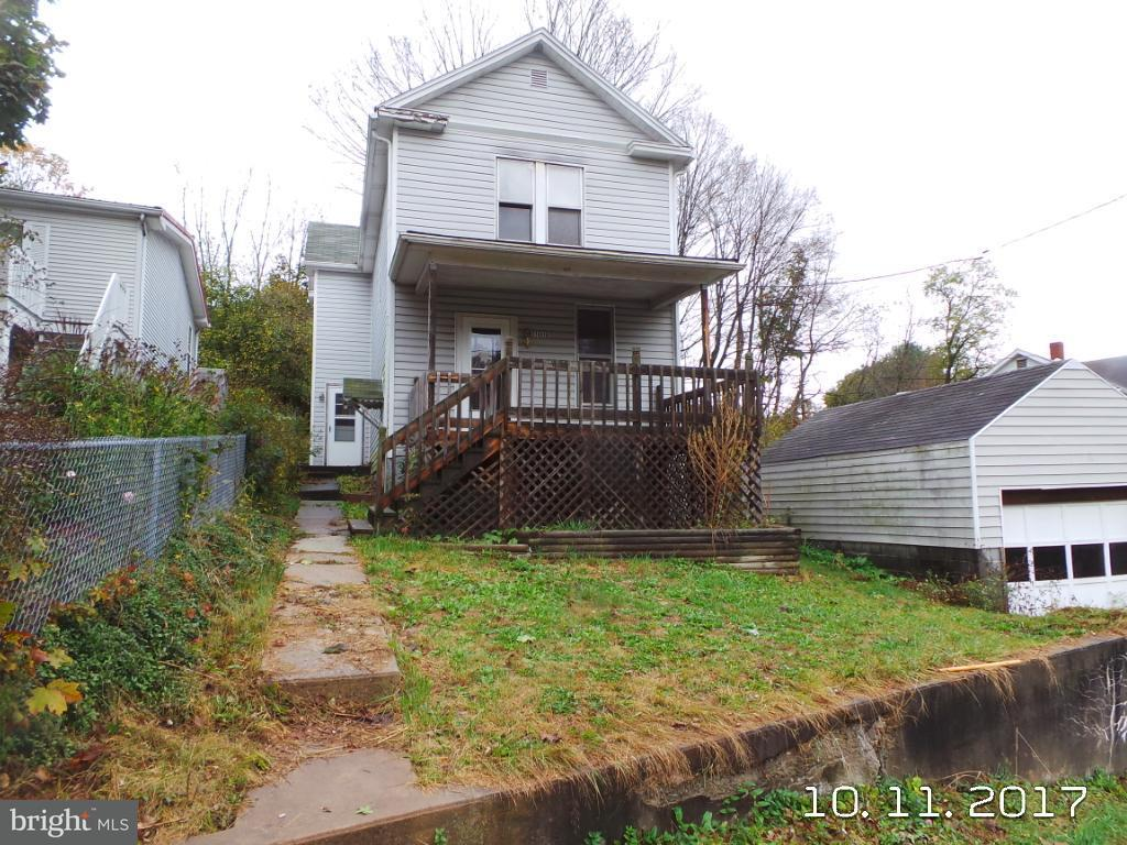 Single Family for Sale at 14916 Railroad St Midland, Maryland 21542 United States