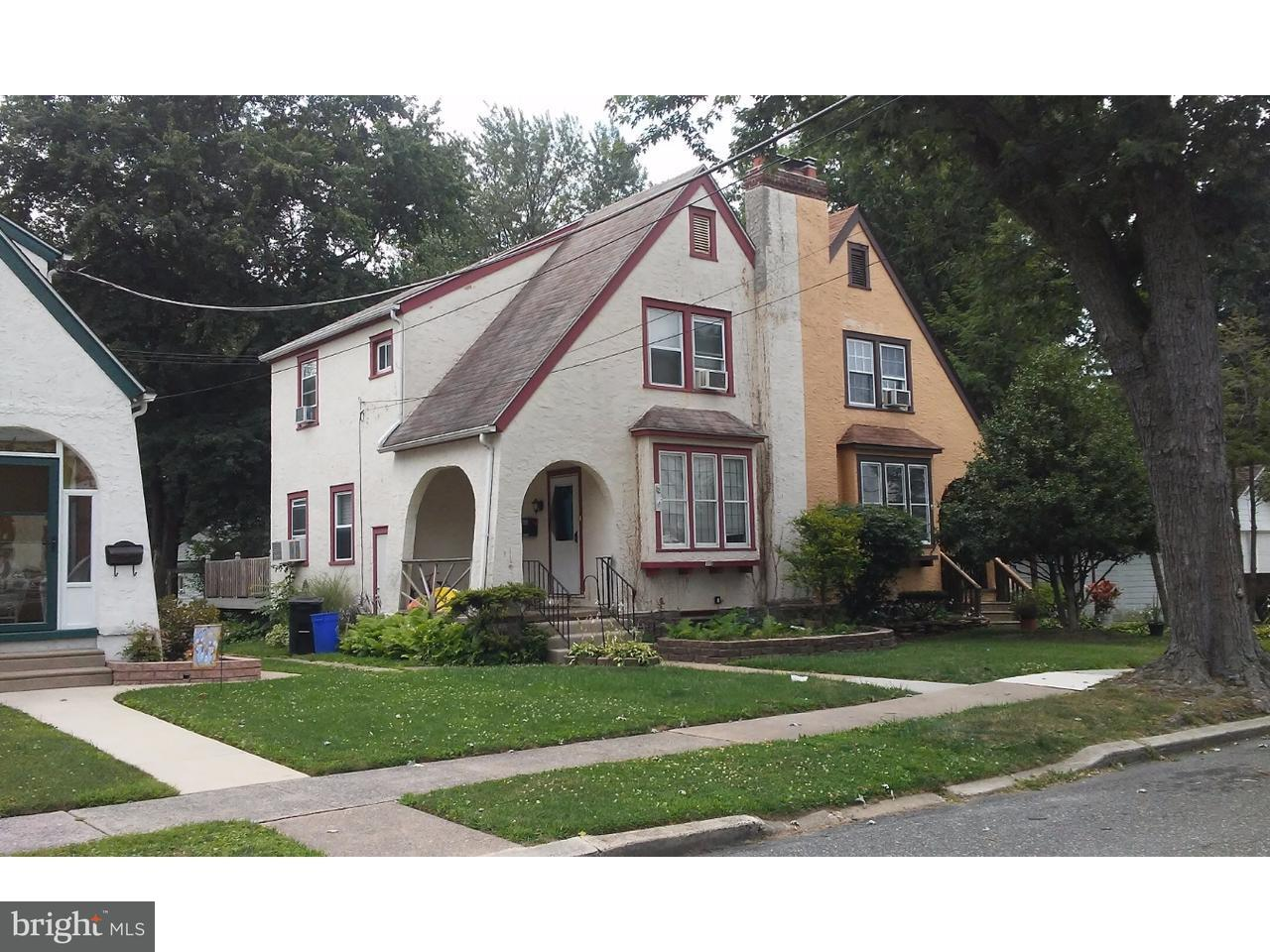 Townhouse for Sale at 112 WALNUT Avenue Aldan, Pennsylvania 19018 United States