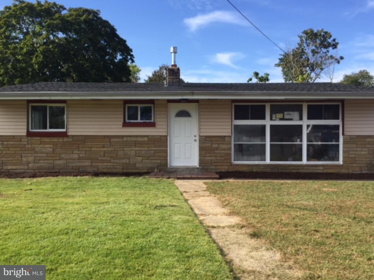 Maison unifamiliale pour l à louer à 12 W BATTEN Avenue Blackwood, New Jersey 08012 États-Unis