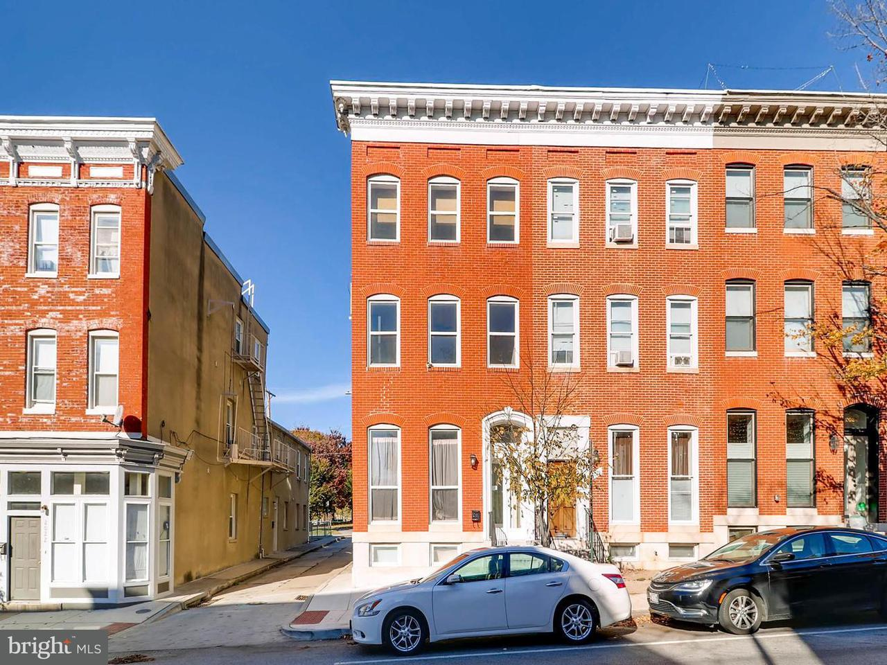 Other Residential for Rent at 2024 Baltimore St Baltimore, Maryland 21231 United States