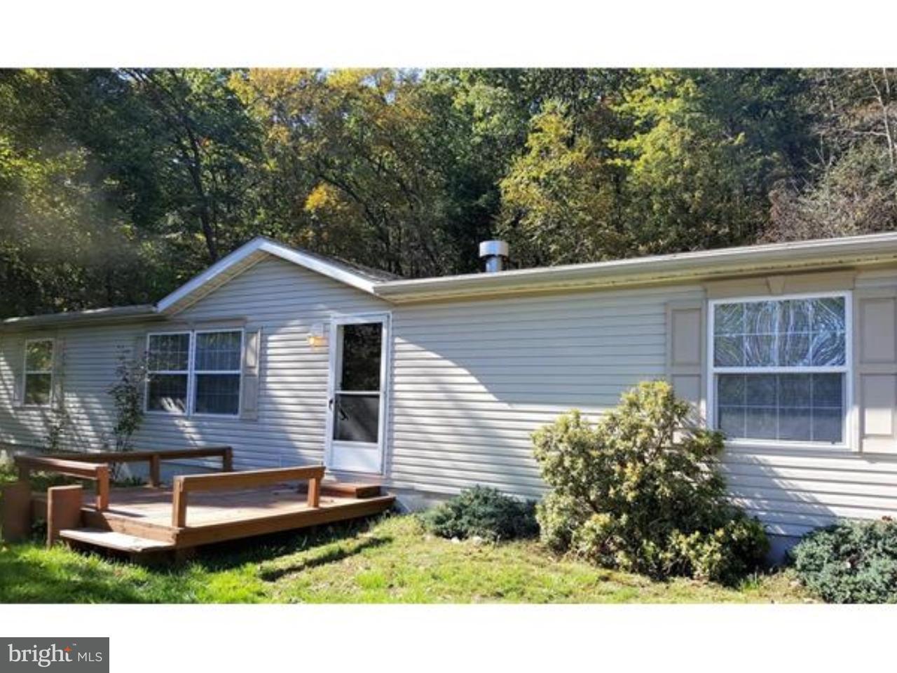 Mobile Homes pour l Vente à 110 E WHITE BEAR Drive Summit Hill, Pennsylvanie 18250 États-Unis