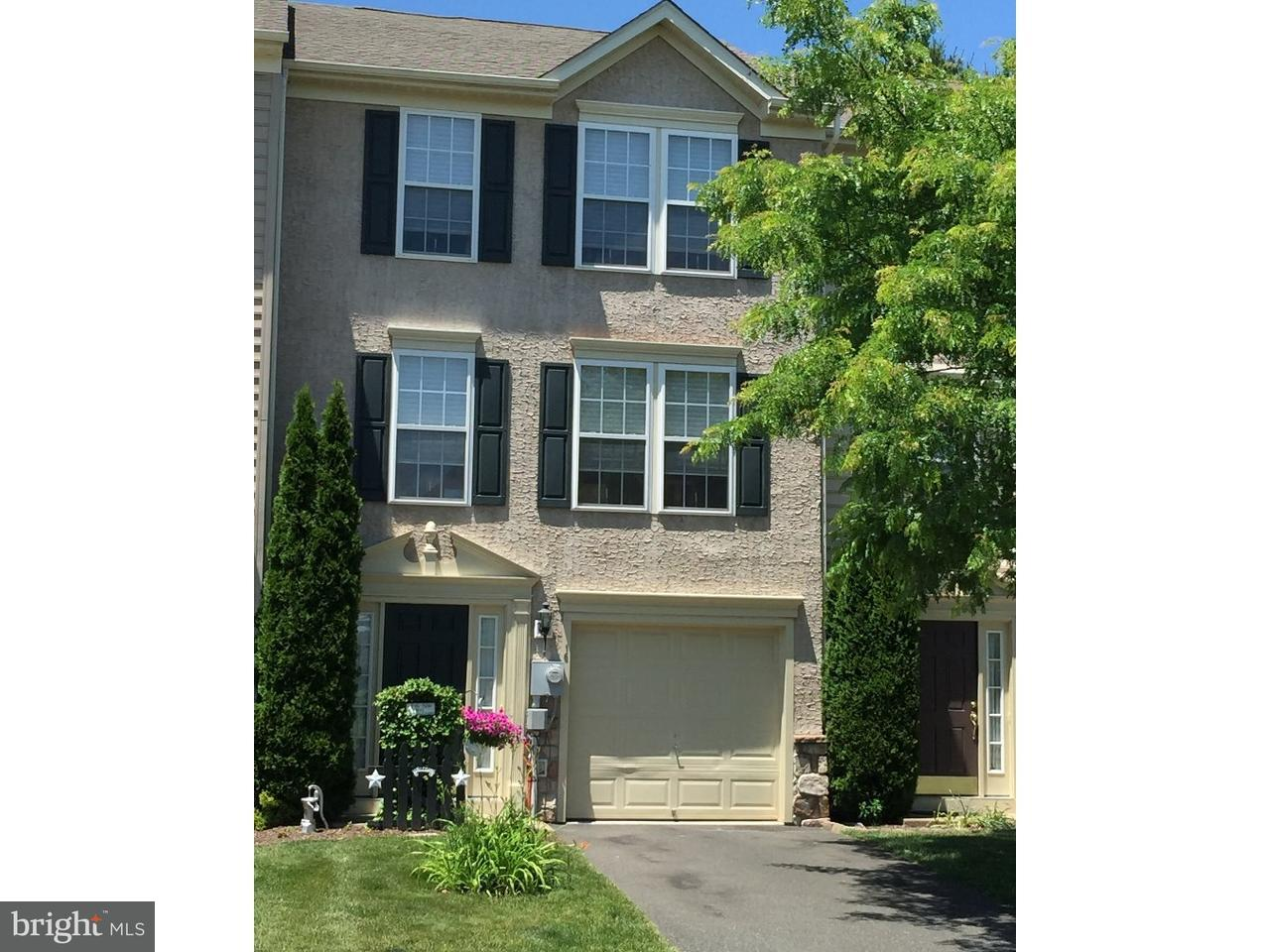 Townhouse for Rent at 16 DARE Lane Pottstown, Pennsylvania 19465 United States