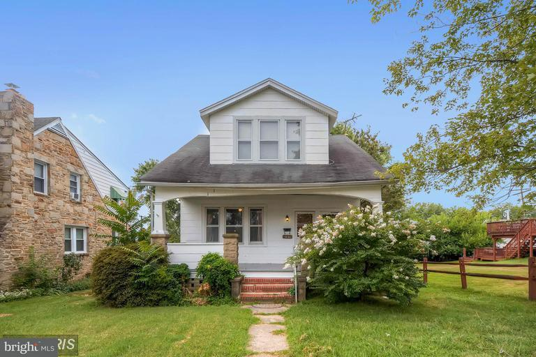 Single Family for Sale at 4005 Overlea Ave Baltimore, Maryland 21206 United States