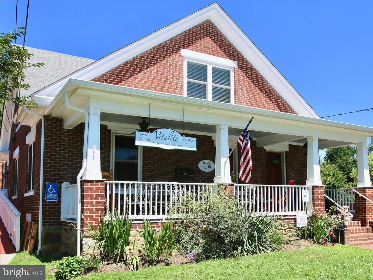 Commercial for Sale at 221e. Main St Purcellville, Virginia 20132 United States
