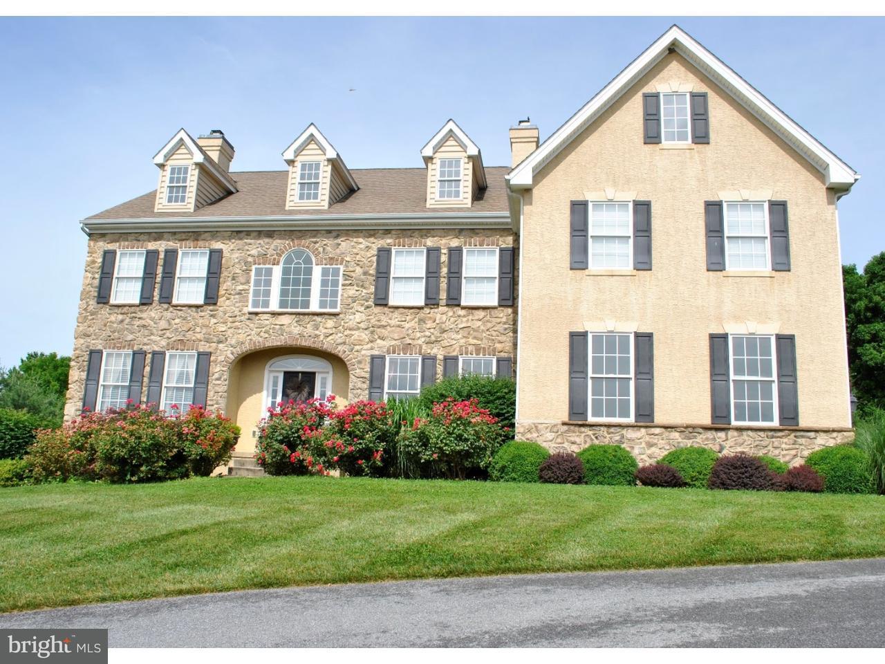 Maison unifamiliale pour l à louer à 172 HARROGATE Drive Landenberg, Pennsylvanie 19350 États-Unis