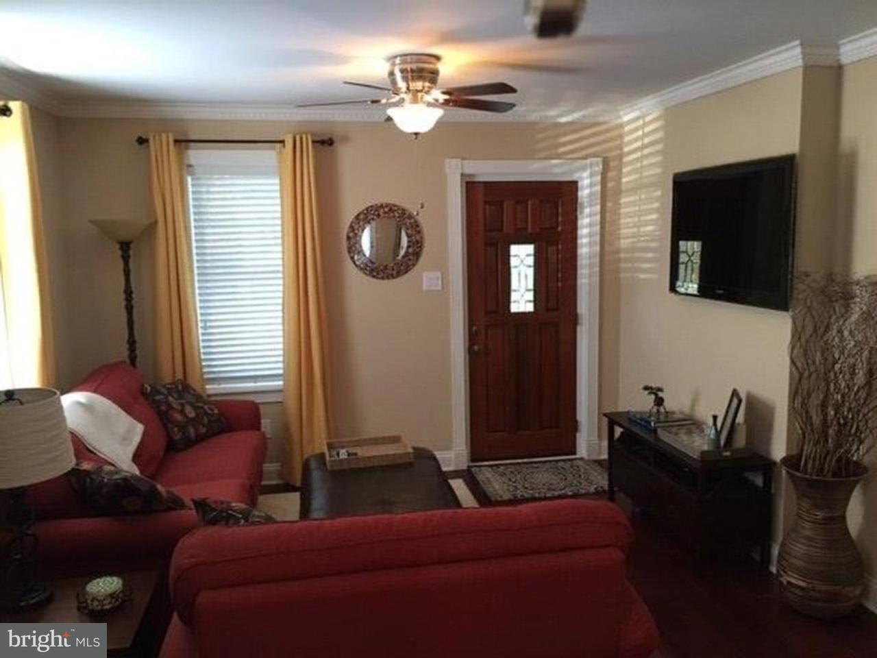 Таунхаус для того Аренда на 114 FOWLER Avenue Haddonfield, Нью-Джерси 08033 Соединенные Штаты