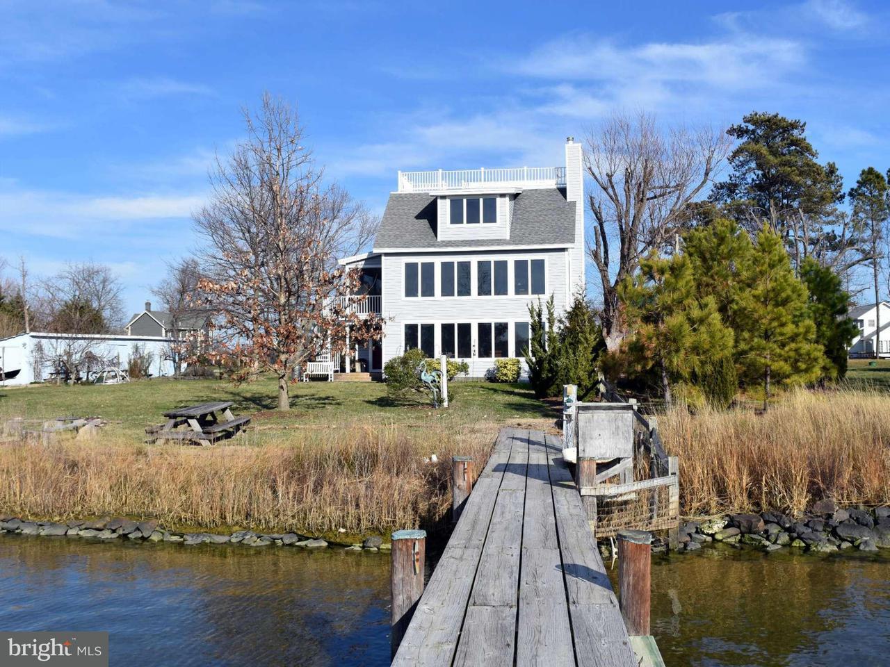 獨棟家庭住宅 為 出售 在 21368 Fairbank Circle 21368 Fairbank Circle Tilghman, 馬里蘭州 21671 美國