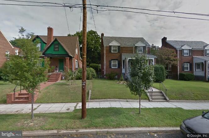 Single Family Home for Sale at 409 QUACKENBOS ST NW 409 QUACKENBOS ST NW Washington, District Of Columbia 20011 United States