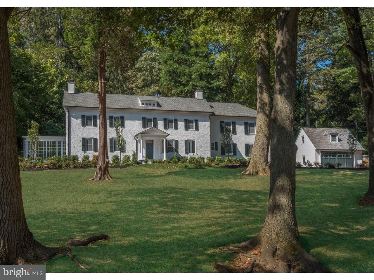 独户住宅 为 出租 在 208 ASHWOOD Road 维拉诺瓦, 宾夕法尼亚州 19085 美国