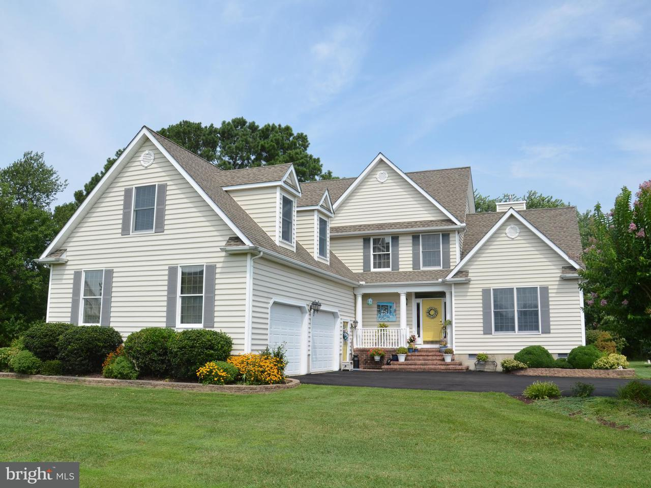 獨棟家庭住宅 為 出售 在 21496 Island Club Road 21496 Island Club Road Tilghman, 馬里蘭州 21671 美國