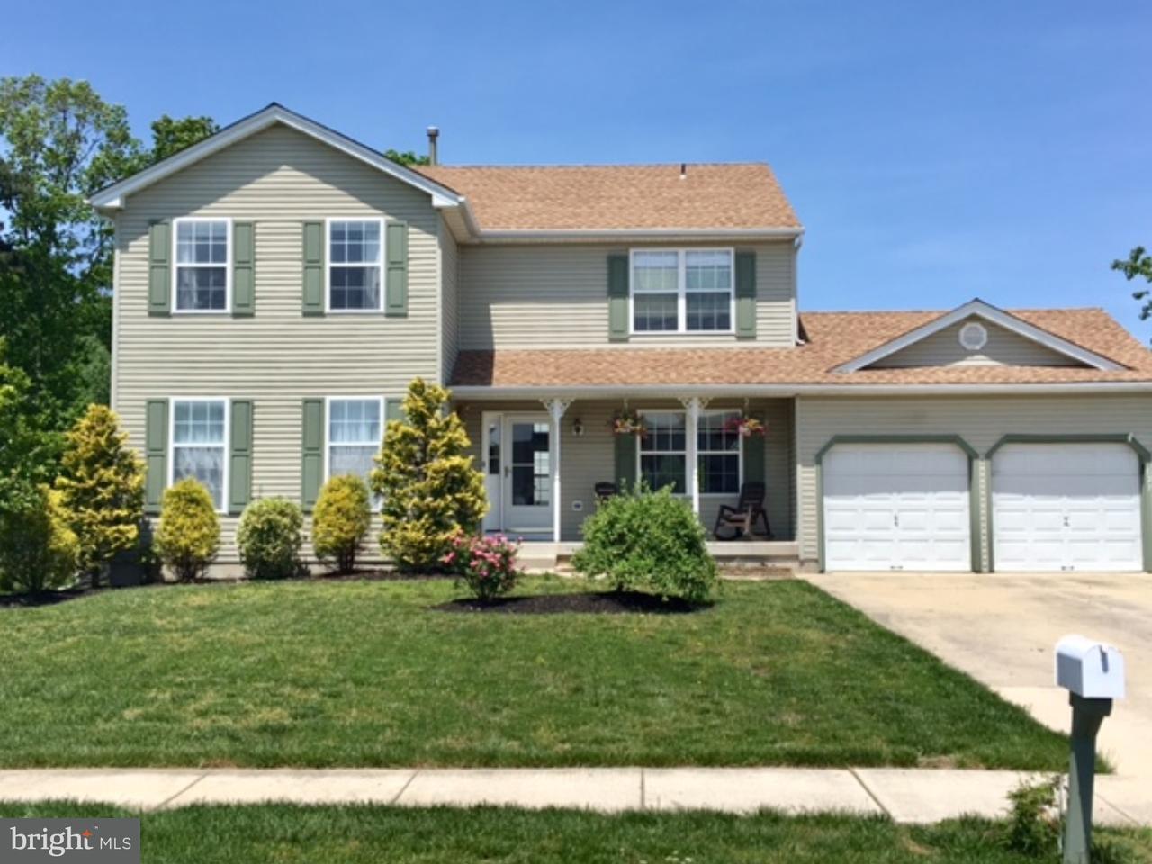 Casa Unifamiliar por un Alquiler en 627 SCHOOL HOUSE Road Williamstown, Nueva Jersey 08094 Estados UnidosEn/Alrededor: Monroe Township
