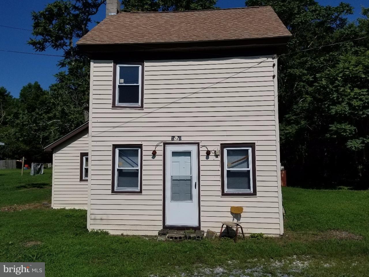Частный односемейный дом для того Продажа на 1528 NORTH Avenue Port Norris, Нью-Джерси 08349 Соединенные Штаты