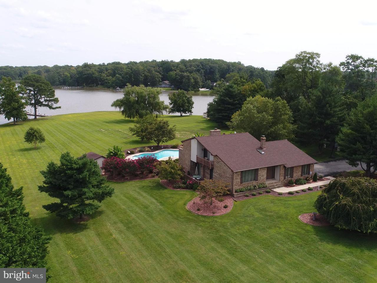 Einfamilienhaus für Verkauf beim 609 PROSPECT BAY DR E 609 PROSPECT BAY DR E Grasonville, Maryland 21638 Vereinigte Staaten