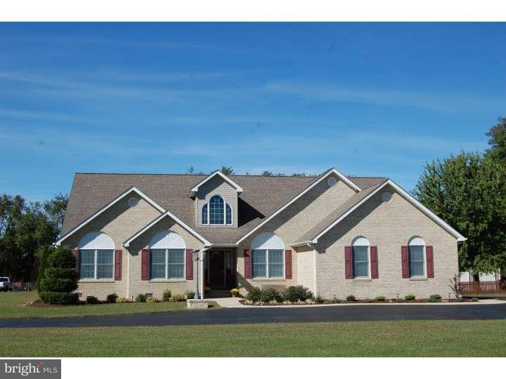 Maison unifamiliale pour l Vente à 1255 PEACH BASKET Road Felton, Delaware 19943 États-Unis