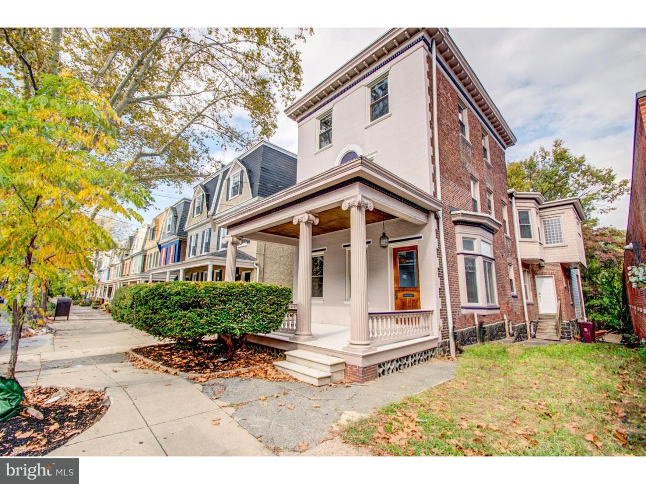 Single Family Home for Rent at 207 W 14TH Street Wilmington, Delaware 19801 United States