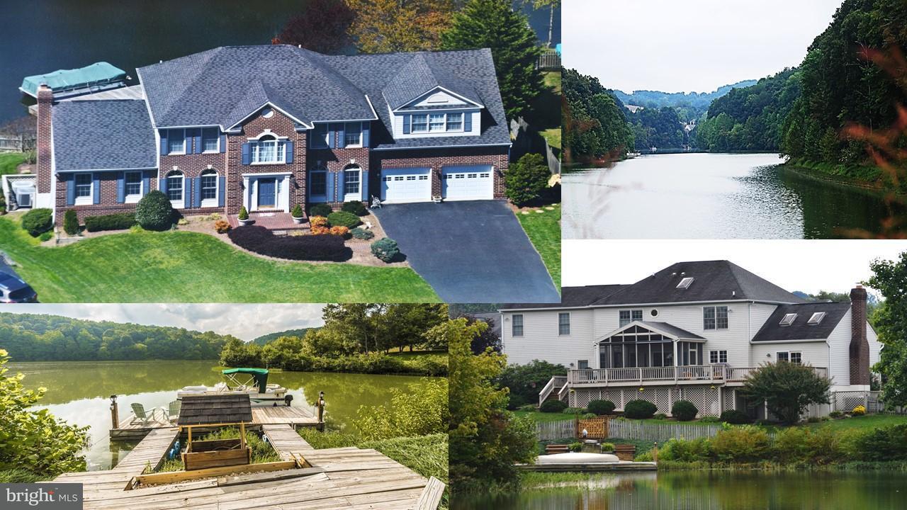 Casa Unifamiliar por un Venta en 10158 POINT CLEAR Court 10158 POINT CLEAR Court New Market, Maryland 21774 Estados Unidos