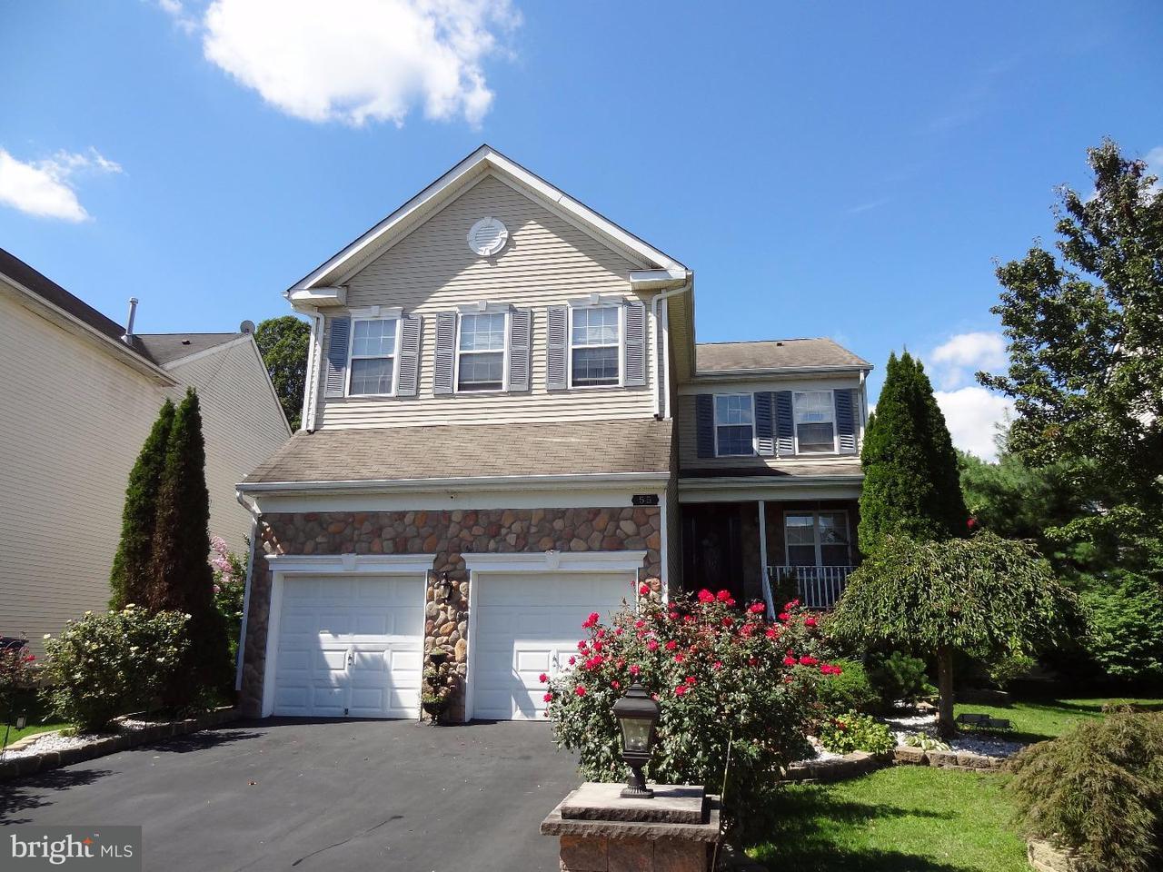 Casa Unifamiliar por un Alquiler en 55 LINCOLN Drive Columbus, Nueva Jersey 08022 Estados Unidos