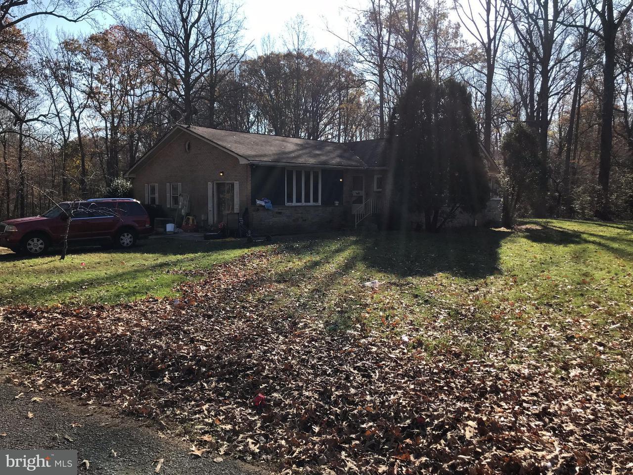 Частный односемейный дом для того Продажа на 4063 MUDDY CREEK Road 4063 MUDDY CREEK Road Harwood, Мэриленд 20776 Соединенные Штаты