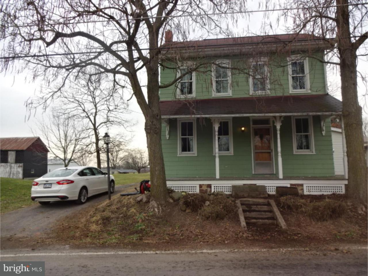 Single Family Home for Sale at 115 GALEN HALL Road Reinholds, Pennsylvania 17569 United States