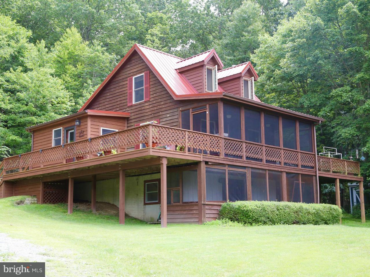 Single Family for Sale at 453 Meadow Ln Lost River, West Virginia 26810 United States