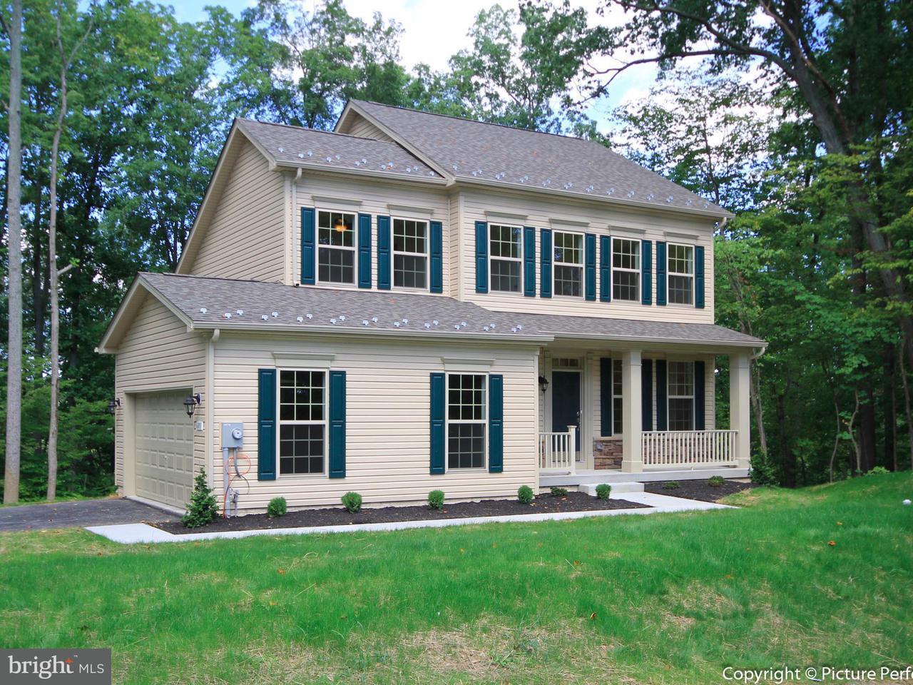 Casa Unifamiliar por un Venta en 6430 Lakeridge Drive 6430 Lakeridge Drive New Market, Maryland 21774 Estados Unidos