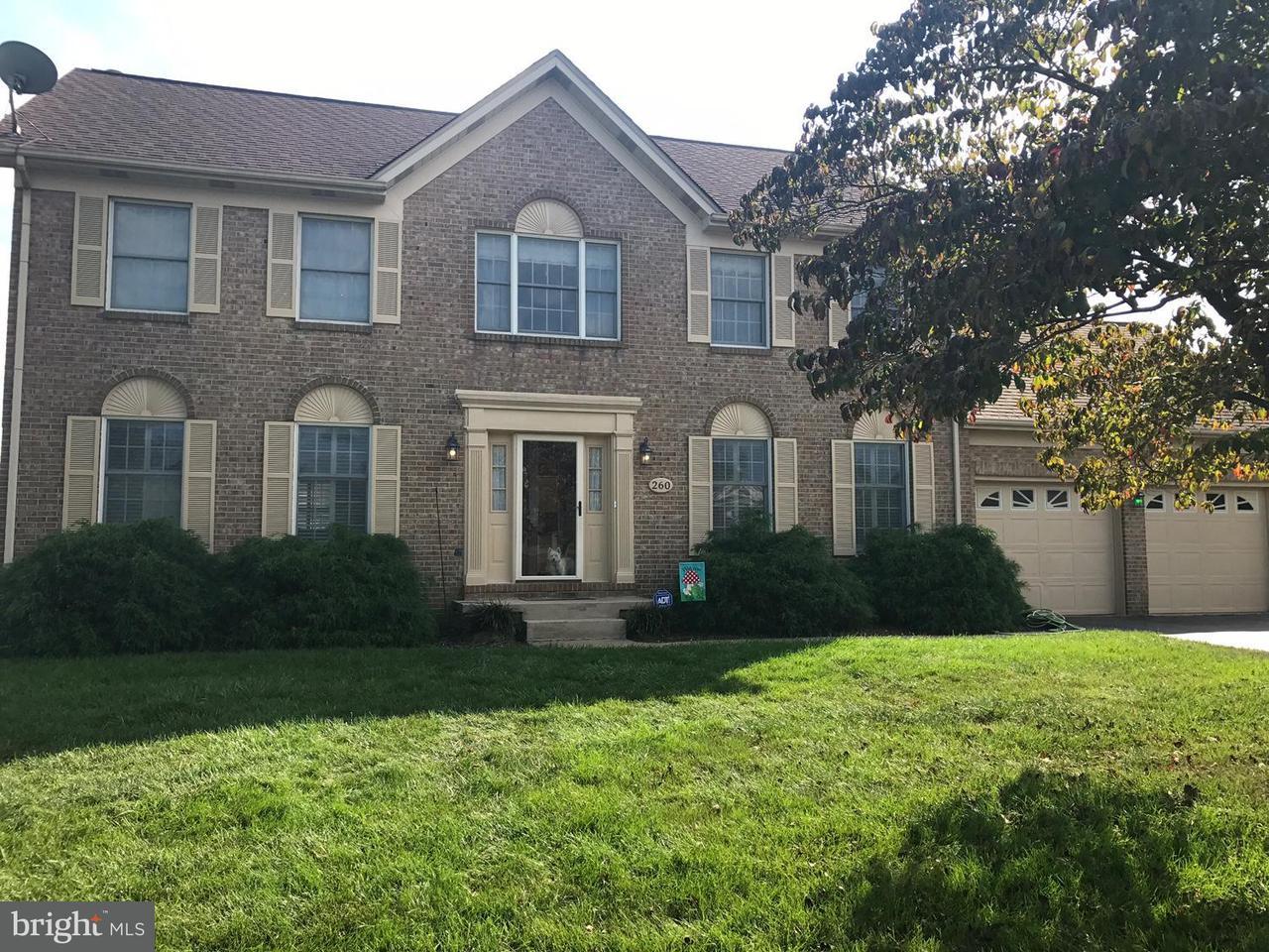 Maison unifamiliale pour l Vente à 260 PROVIDENCE Circle 260 PROVIDENCE Circle Walkersville, Maryland 21793 États-Unis