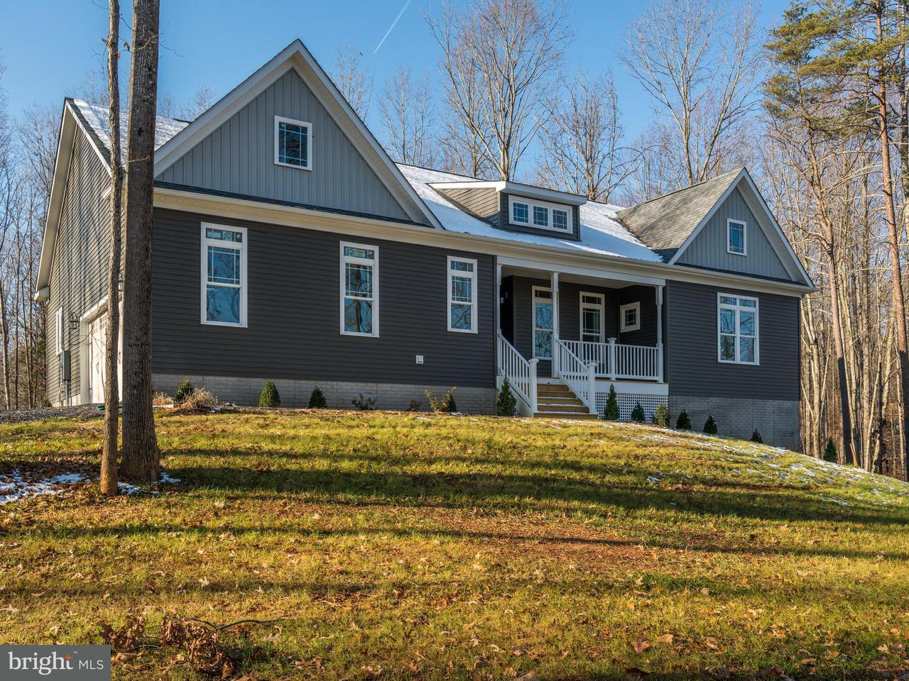 Single Family Home for Sale at 11474 DUTCH HOLLOW Road 11474 DUTCH HOLLOW Road Culpeper, Virginia 22701 United States