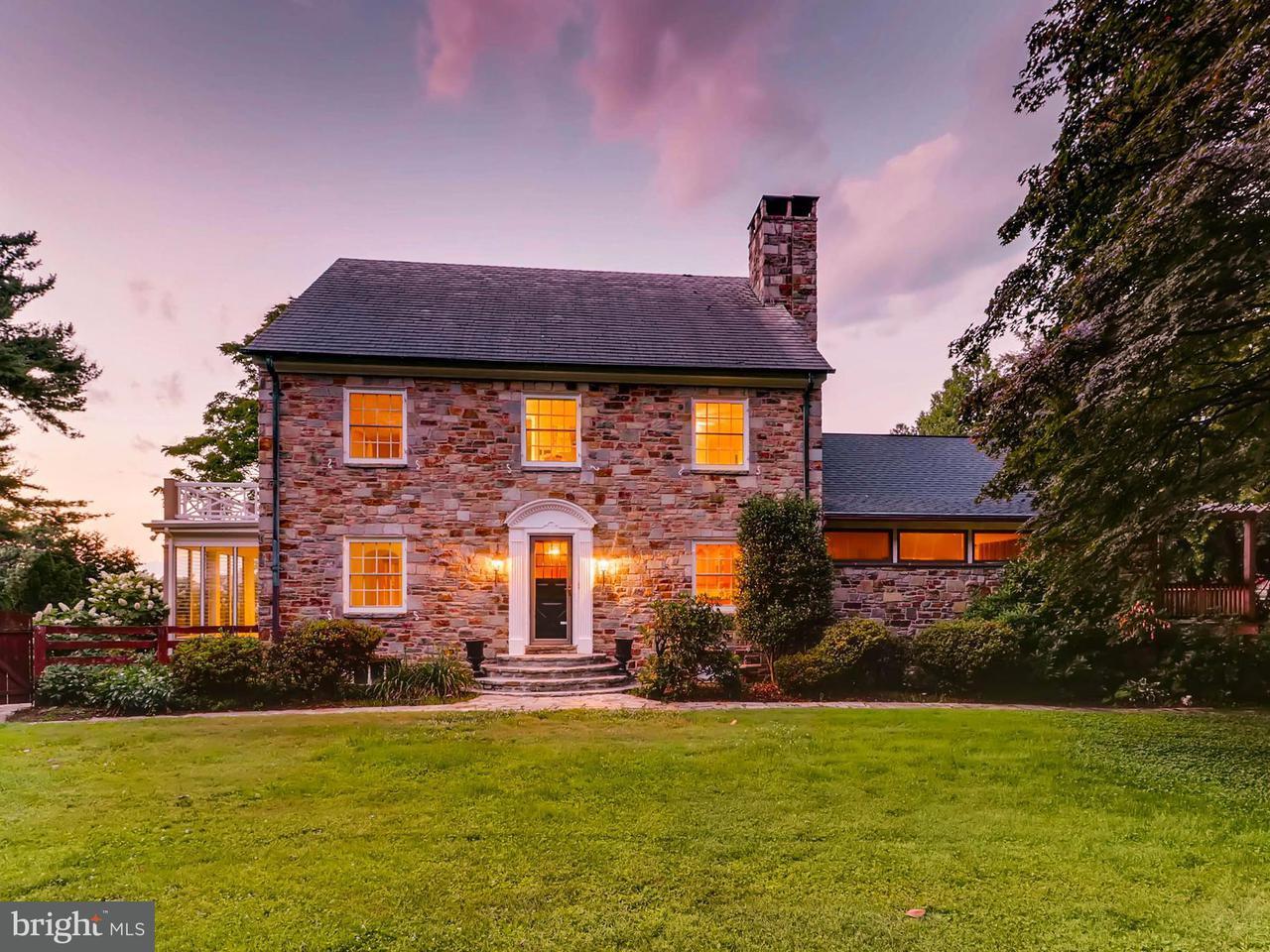独户住宅 为 销售 在 500 Westminster Road 500 Westminster Road Reisterstown, 马里兰州 21136 美国