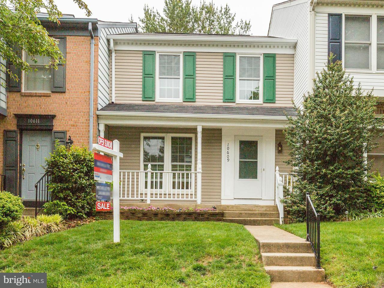 Townhouse for Sale at 10609 FOREST LANDING WAY 10609 FOREST LANDING WAY Rockville, Maryland 20850 United States