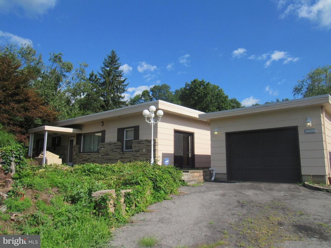 Single Family for Sale at 14507 Timber Trail Rd Ellerslie, Maryland 21529 United States
