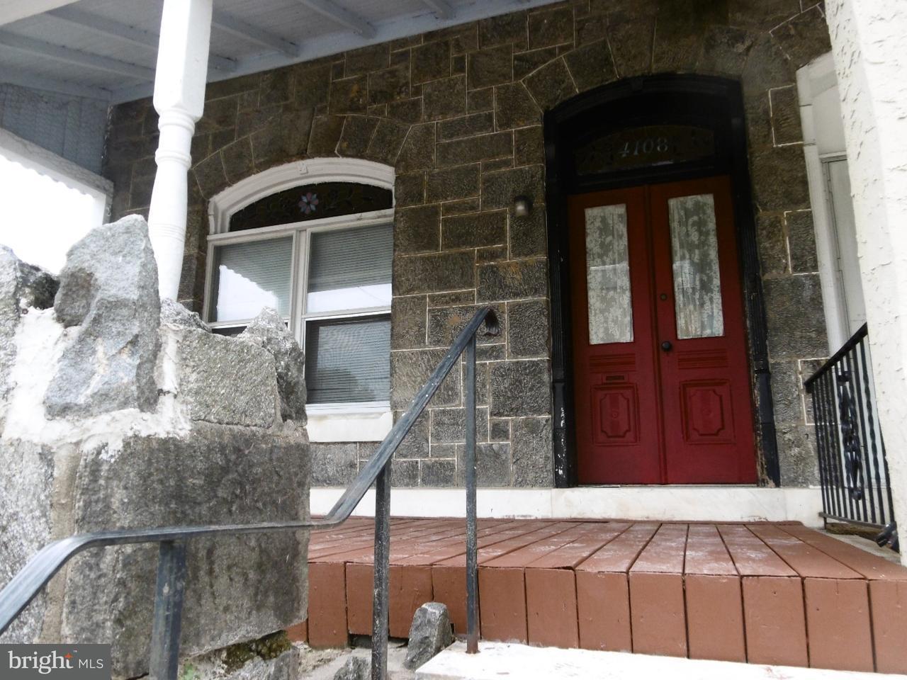 Duplex for Rent at 4108 MANAYUNK AVE #2 Philadelphia, Pennsylvania 19128 United States