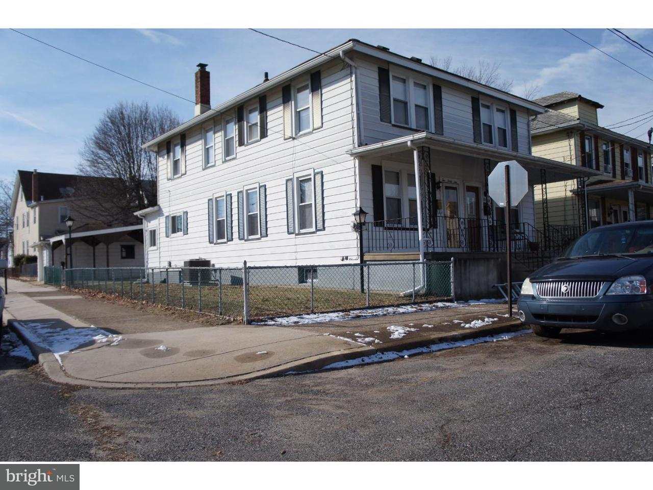 联栋屋 为 出租 在 246 FILMORE Street Riverside, 新泽西州 08075 美国