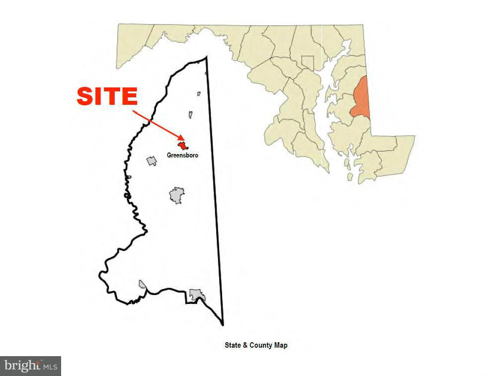 Additional photo for property listing at TRACTS B AND C, ROUTE 313 TRACTS B AND C, ROUTE 313 Greensboro, Maryland 21639 États-Unis