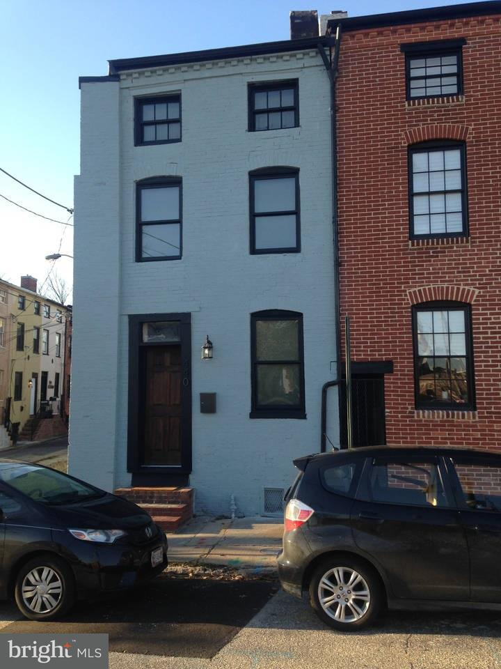 Single Family for Sale at 440 Saint Mary St Baltimore, Maryland 21201 United States